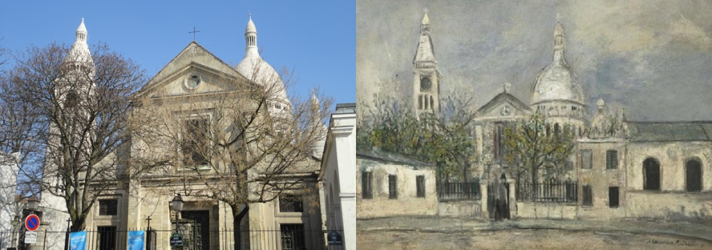 Frames Of Reference: Utrillo's Montmartre
