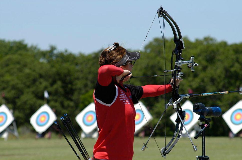 Erika Eiffel Archery