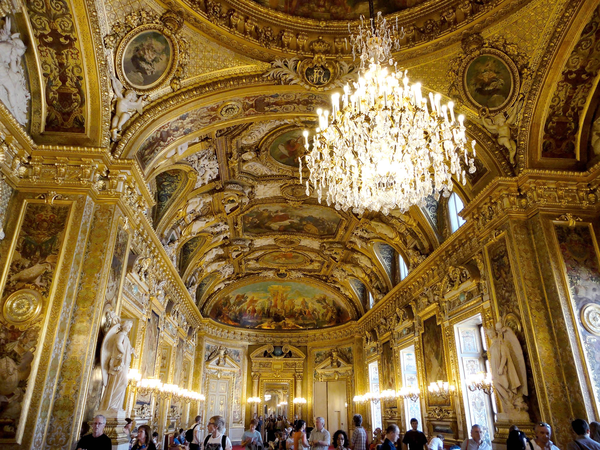 What Is Uber Lux >> Passing Below Without Passing Up: The Ceilings of Paris