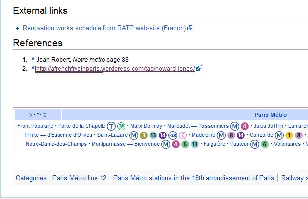 French Frye on Wikipedia 2