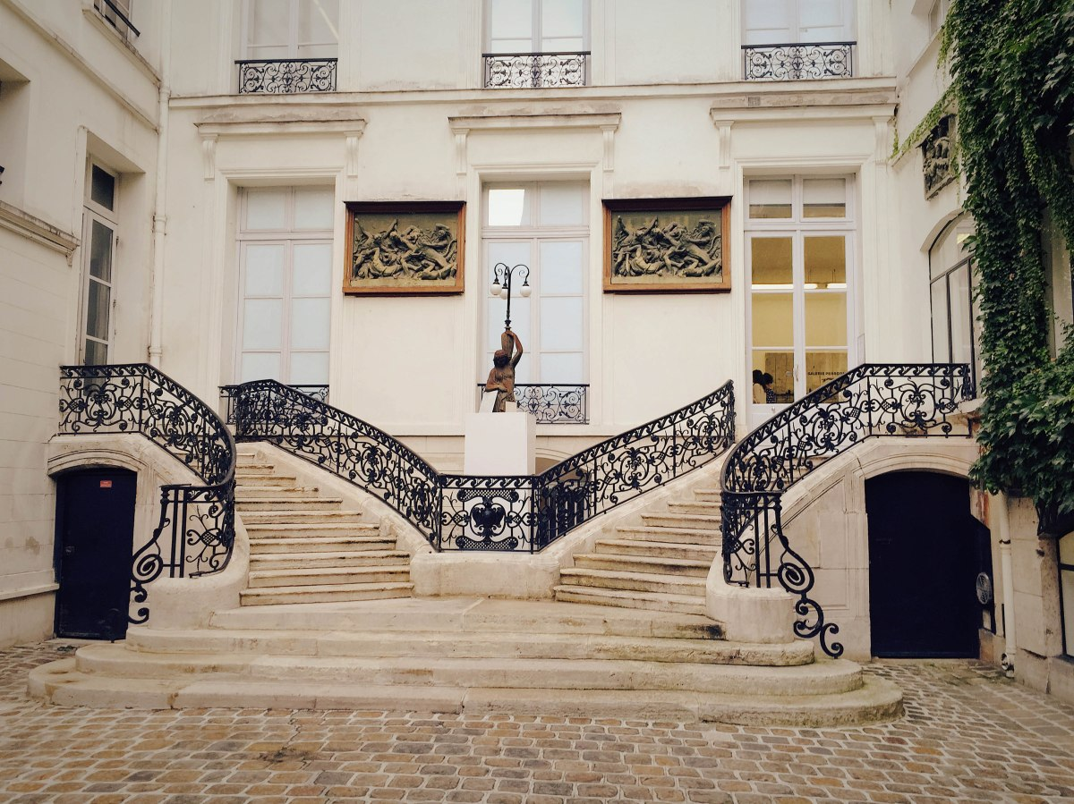 City Unseen: The Hidden Courtyards of Paris