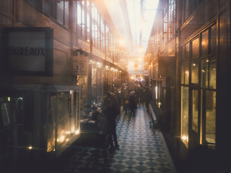 Passage Jouffroy, Paris